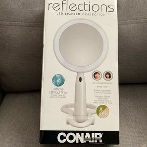 Conair Reflections LED Lighted Makeup Mirror